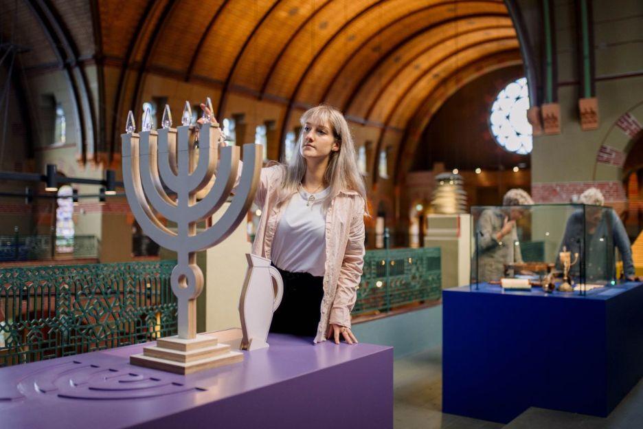 Synagoge Groningen realisiert permanente museale Einrichtung