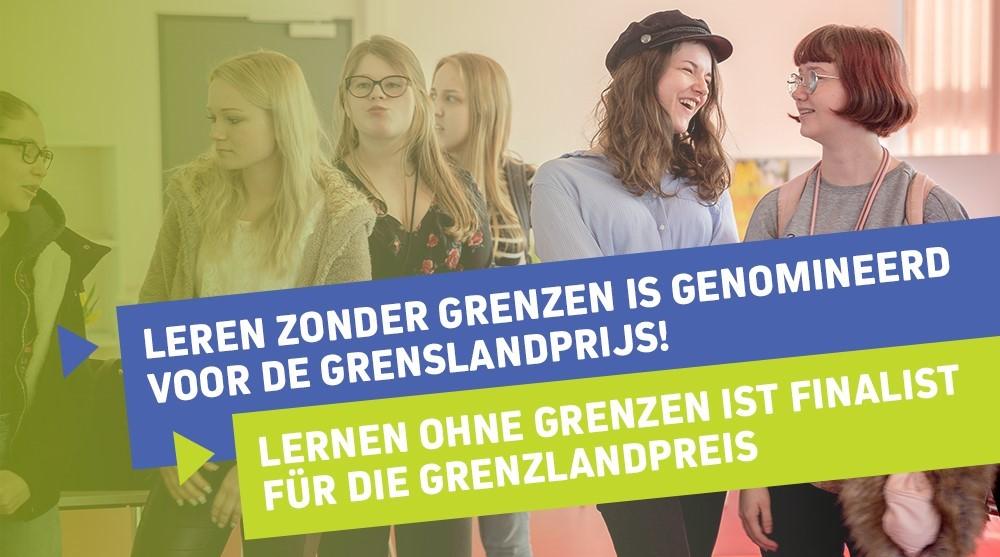 Graafschap College ist Finalist für den Grenzlandpreis